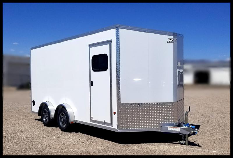 2019 EZ Hauler EZ Hauler ATV Enclosed Cargo Trailer