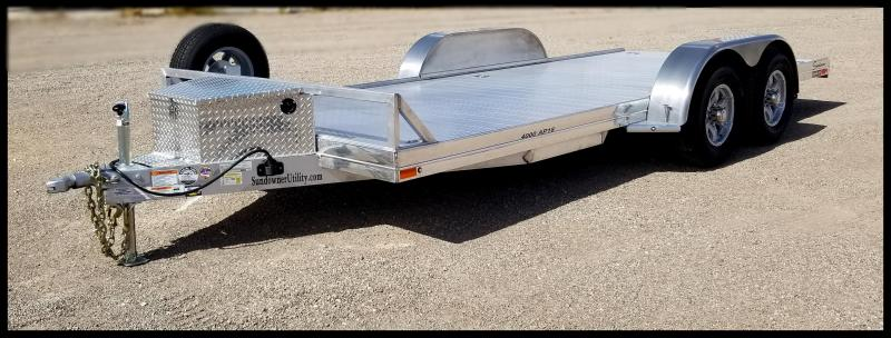 2020 Sundowner Trailers Sundowner 82 x 16 AP4000 Car Hauler Car / Racing Trailer