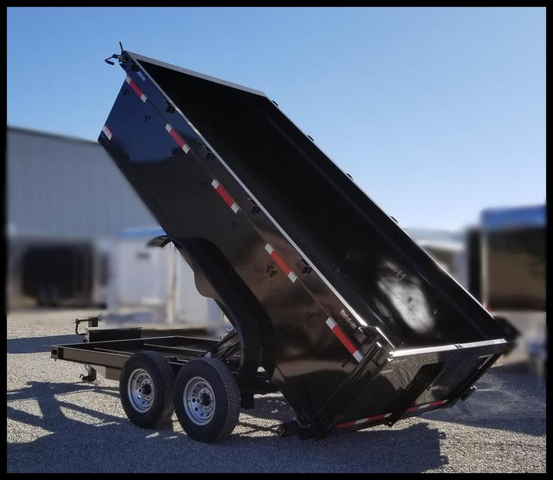 Innovative Dump Trailer 83 x 14 Dump Trailer