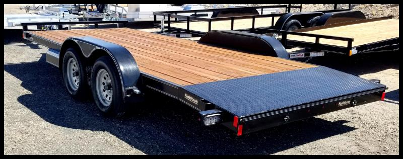 2019 Innovative Trailer Mfg. 83 x 18 Flatbed Trailer