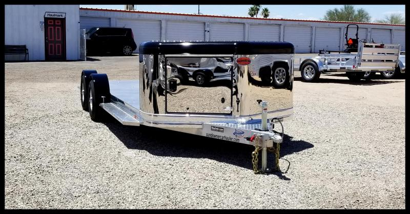 2020 Sundowner Trailers ULTRA22BP Flatbed Trailer
