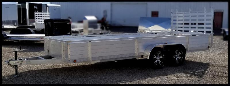 2019 Primo 82 x 18 Utility Trailer