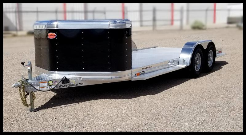 2020 Sundowner Trailers CH19BP Car / Racing Trailer