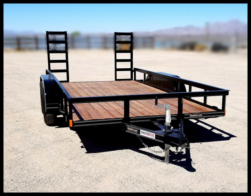 2019  Innovative 83 x 16 Utility Trailer