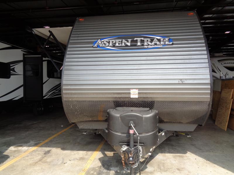 2017 Keystone Aspen Trail 2480RBS