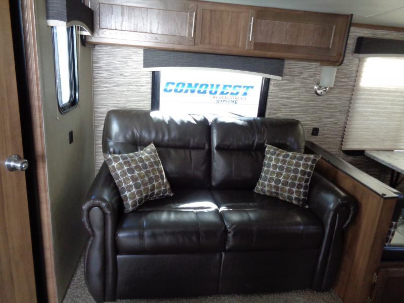 2019 Gulf Stream Coach Conquest 266RBS