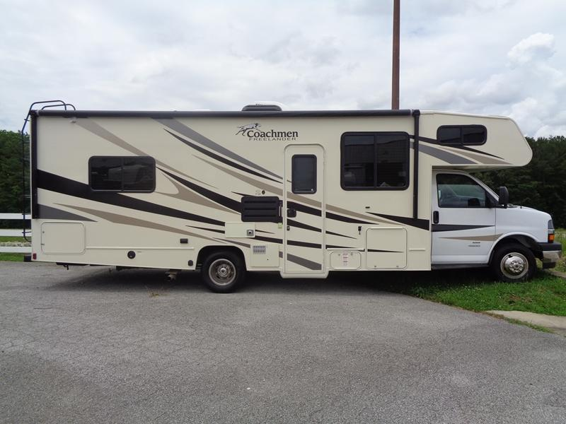 2020 Coachmen By Forest River Frelander 27QBC