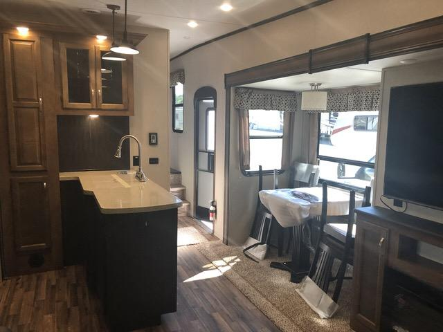 2019 Coachmen By Forest River Chaparral 373MBRB