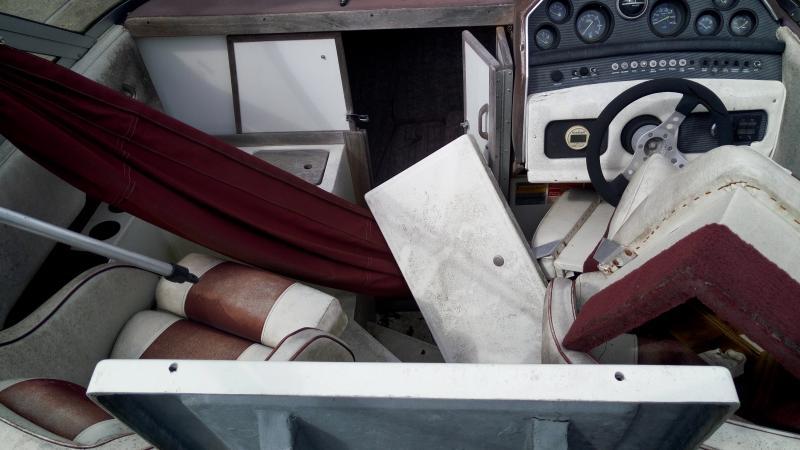 1989 Sea Ray Boats Inc Sea Ray 230