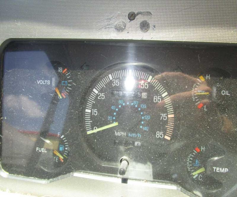1991 Holiday Rambler Holiday Rambler 31CBXS
