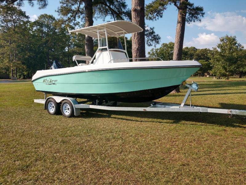 2018 Caravelle Boat Group Key Largo 210LXWI