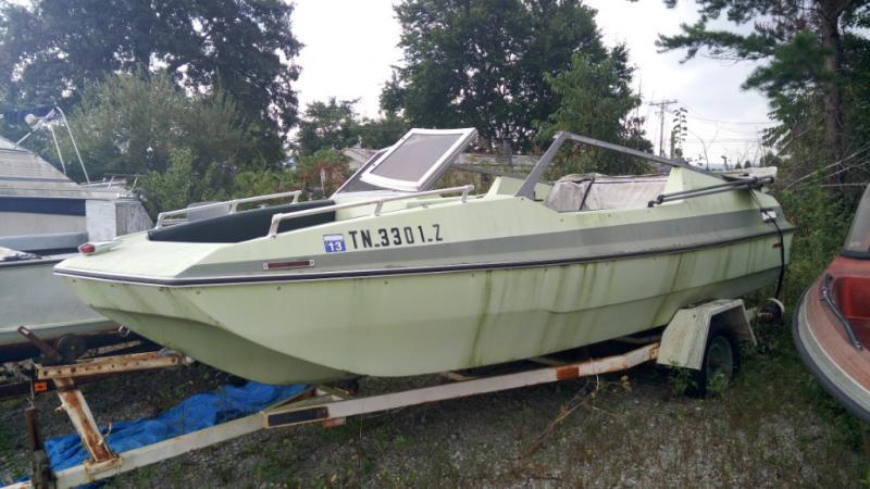 1973 Sidewinder Boats Sidewinder THUNDERBOLT