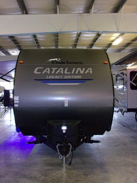 2019 Forst River Catalina 303RK