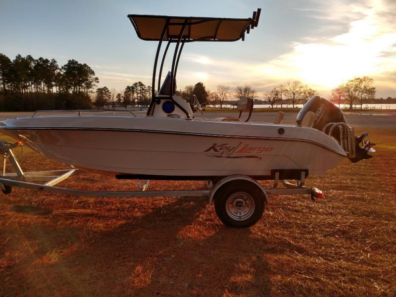 2019 Caravelle Boat Group Lkey Largo 180CC