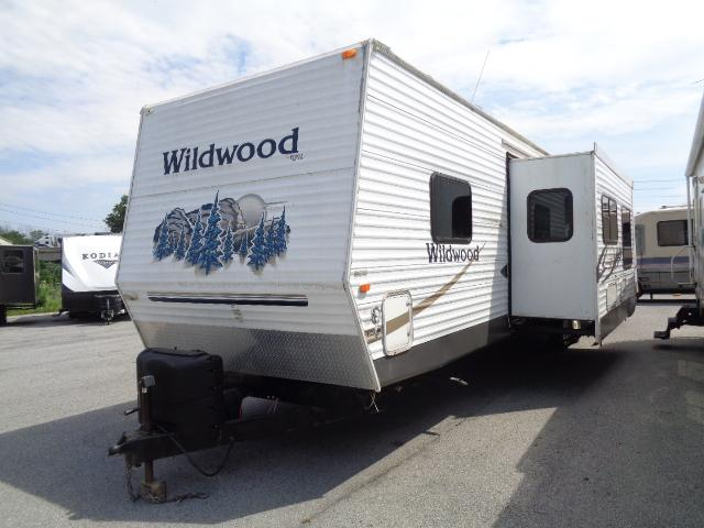 2006 Forest River Wildwood 391