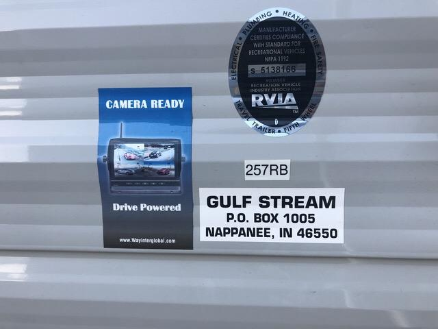 2019 Gulf Stream Coach Conquest 257RB