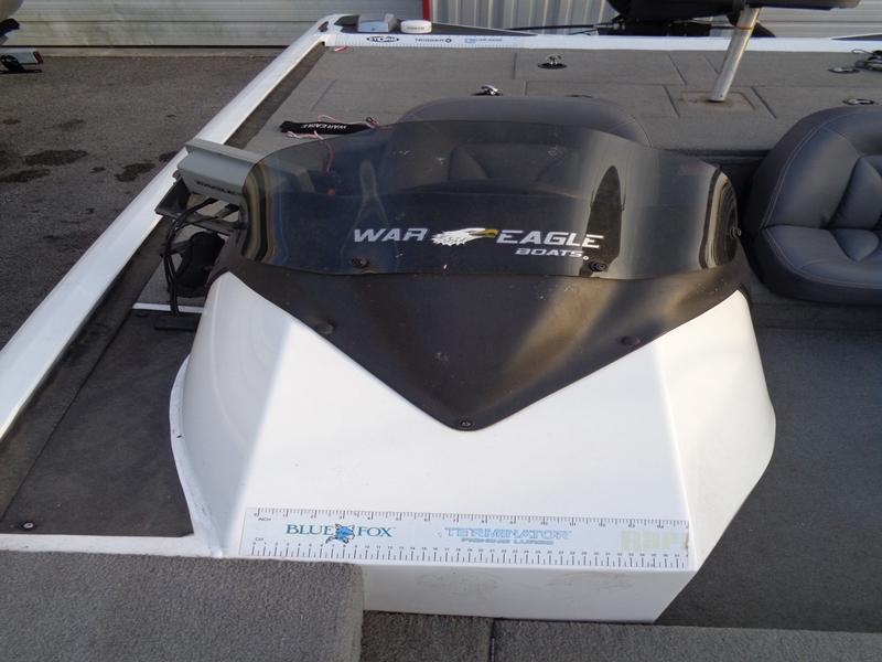 2008  War Eagle 860