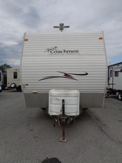 2008 Coachmen Spirit Of America 28RKS
