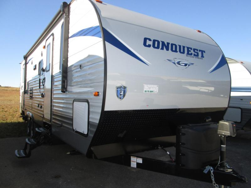 2020 Gulf Stream Coach Conquest 278DDS