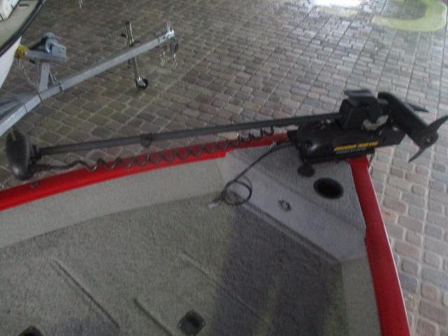 2012 Tracker Marine Tracler 16VPRO