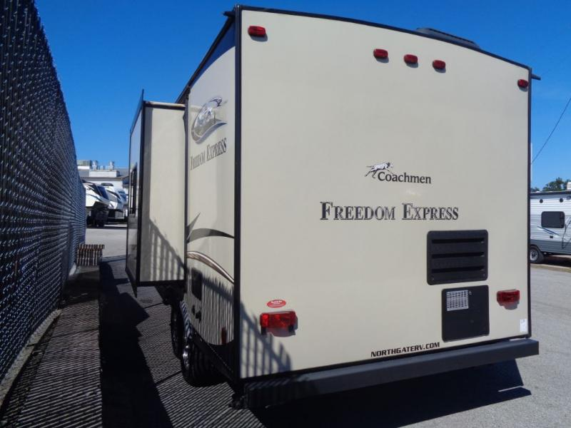 2015  Freedom Express 192RBS