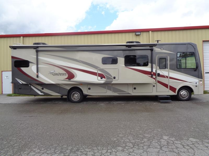 2020 Coachmen By Forest River Mirada 35OSF