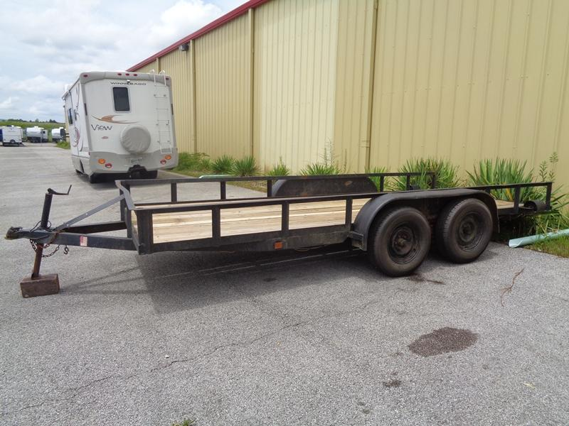1998  Big Tex UTILITY TRAILER