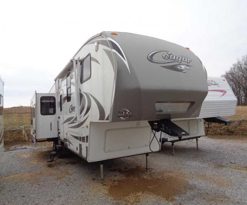 2013 Keystone Cougar 331mk