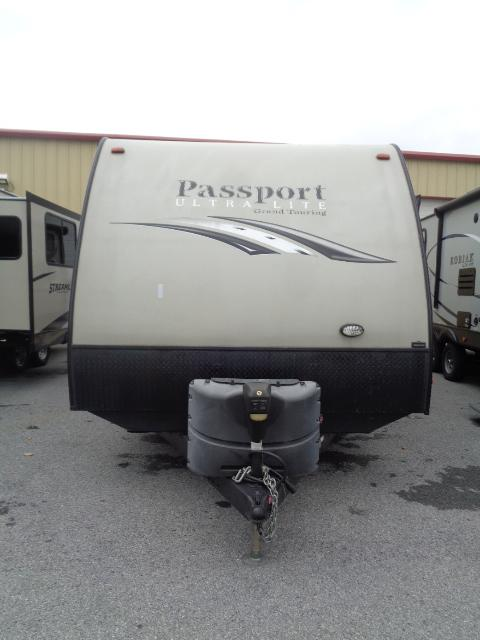 2016 Keystone Rv Company Passport 2670BH