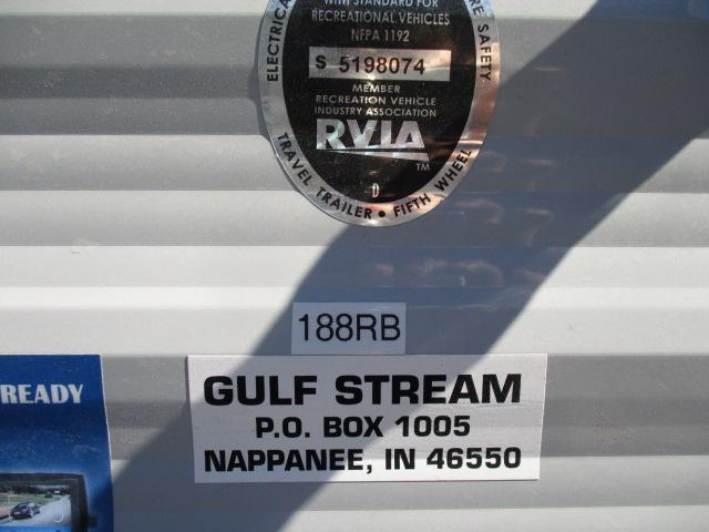 2019 Gulf Stream Coach Conquest 188RB