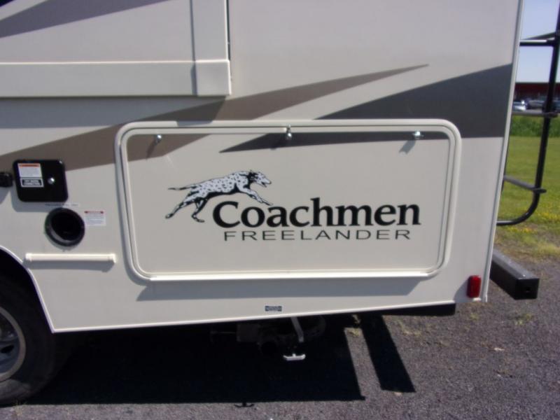 2020 Coachmen By Forest River Freelander 24FSC