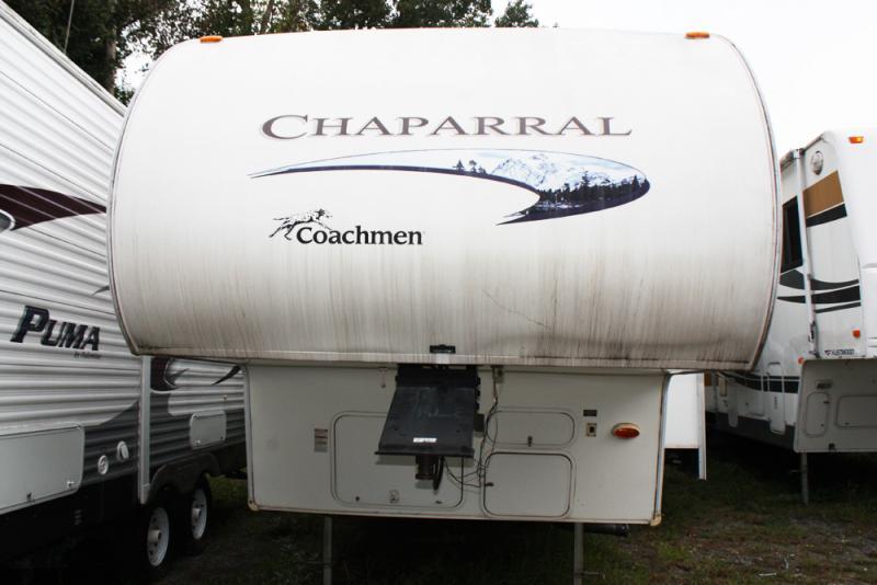 2010 Forest River, Inc. Chaparral Lite 268RLE