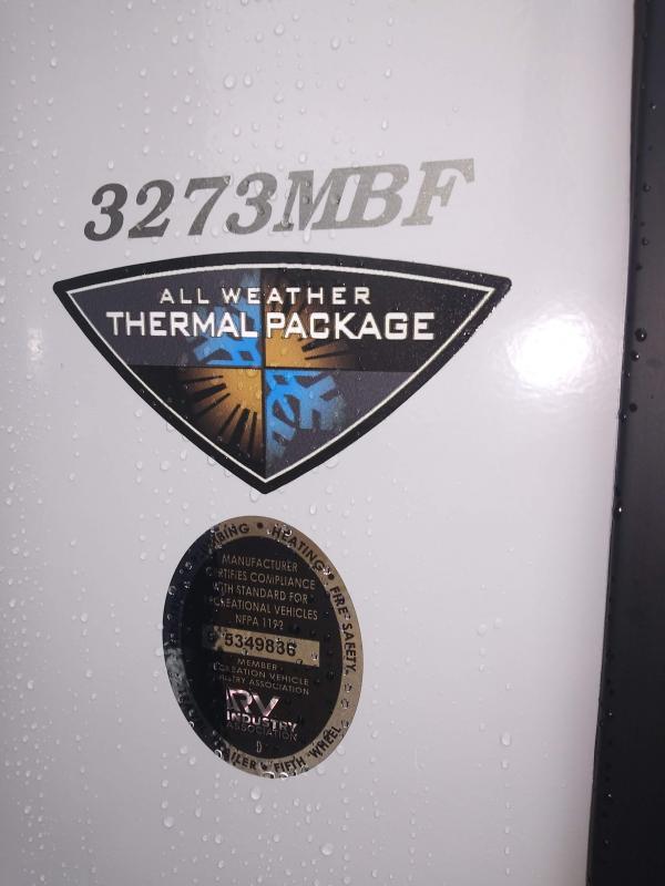 2019 Dutchmen Manufacturing Aerolite 3273MBF
