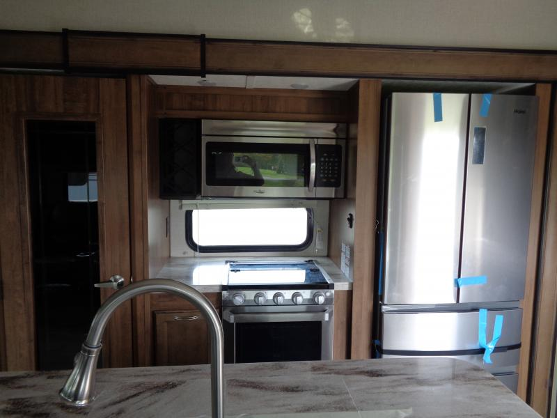 2019 Coachmen By Forest River Chaparral 336TSIK