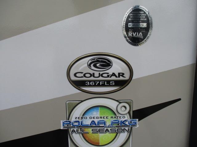2018 Keystone Cougar 367FLS