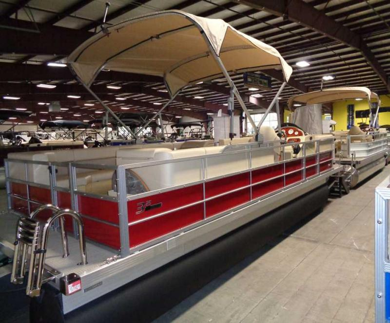 2019 International Pontoon Corporation Lexington 325