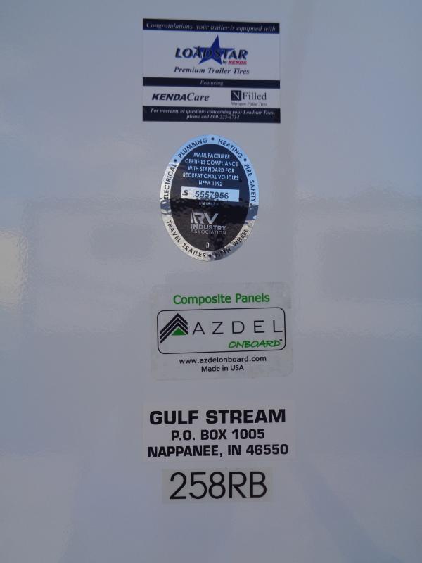 2020 Gulf Stream Coach Envision 258RB