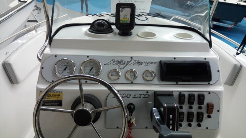 2017 Caravelle Boat Group Key Largo 1900CC SPORTFISHER