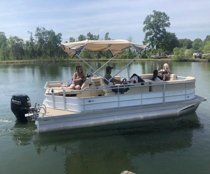 2019 Lexington Marine Group Lexington 321