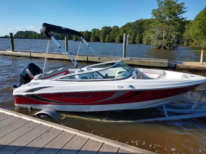 2018 Caravelle Boat Group Caravelle 17EBO
