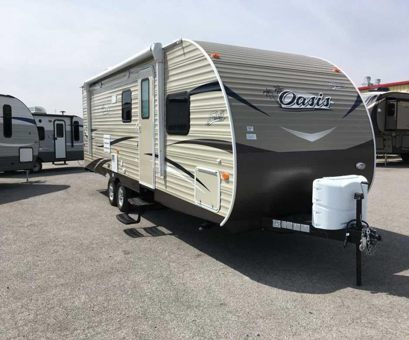2019 Forest River Shasta Oasis 26DB