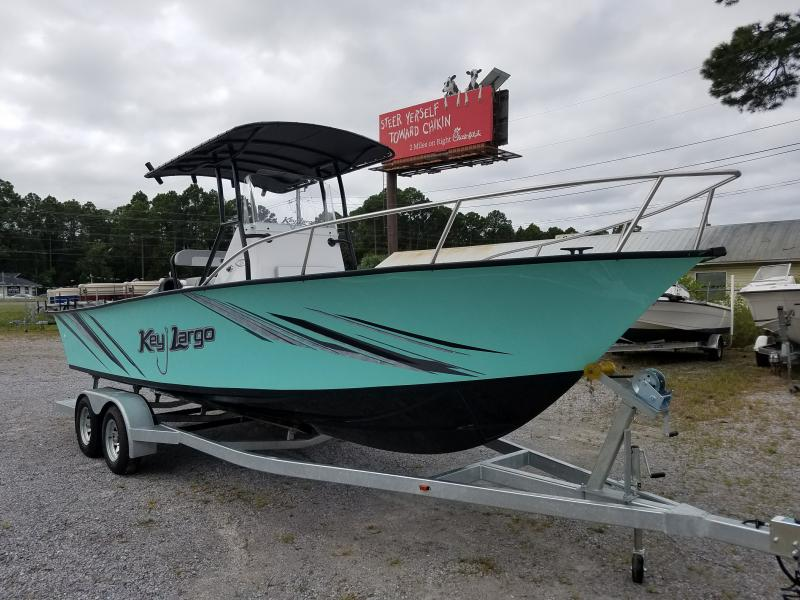 2018 Caravelle Boat Group Key Largo 236WI