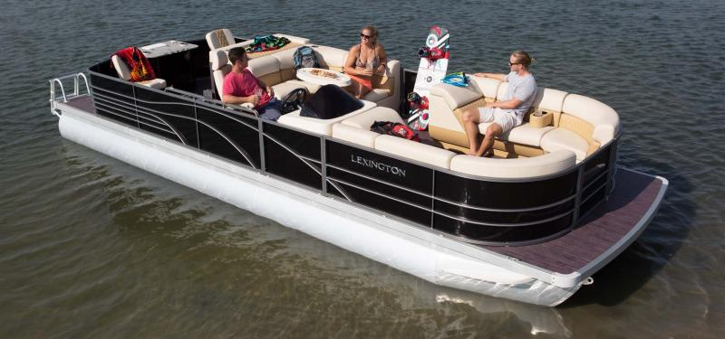 2018 Lexington Marine Group Lexington 527
