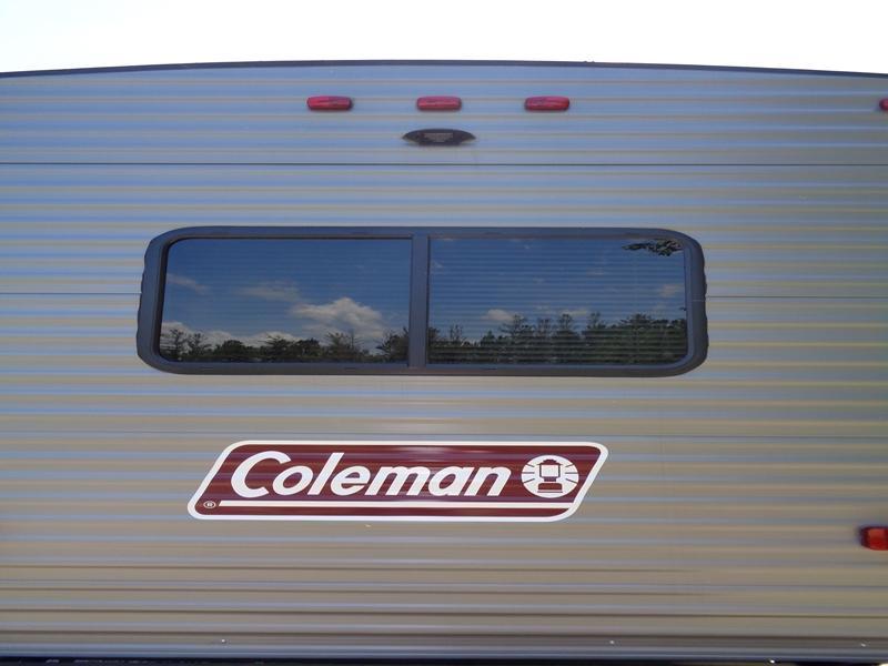 2018  Coleman 202RD