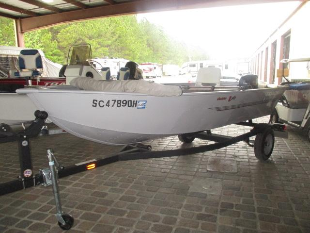 2018 Tracker Marine Tracker V-14