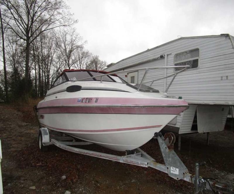 1989 Sunbird Boat Co Sunbird 19TFT