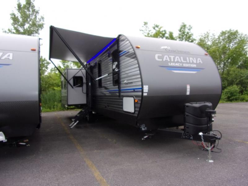 2020 Coachmen Catalina 333RET