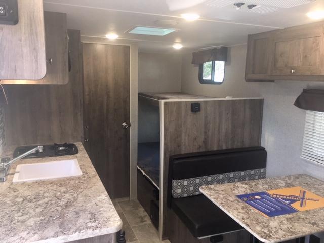 2019 Dutchmen Manufacturing Aspen Trail 1700BH