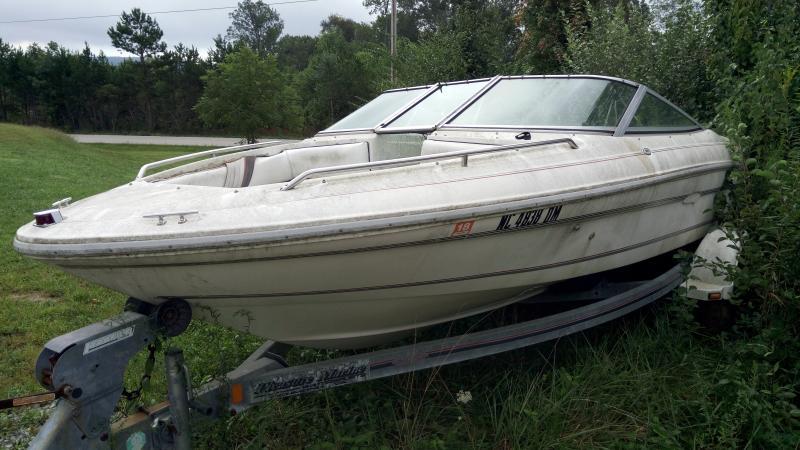 1992 Sea Ray Boats Inc Sea Ray MX SPORT BOAT