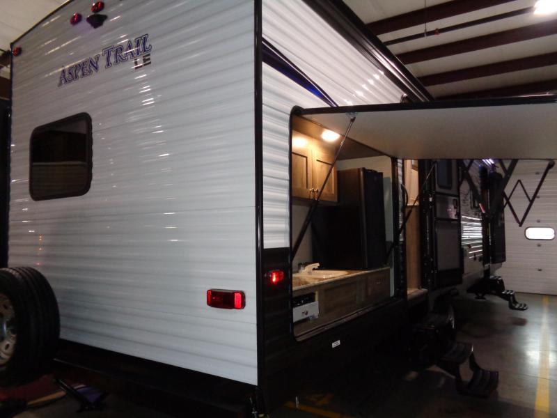 2019 Dutchmen Manufacturing Aspen Trail 31BH
